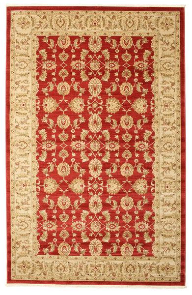 Ziegler Kaspin - Piros Szőnyeg 192X300 Keleti Sötét Bézs/Rozsdaszín ( Törökország)