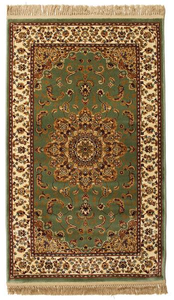 Nahal - Zöld Szőnyeg 100X160 Modern Sötétzöld/Barna ( Törökország)