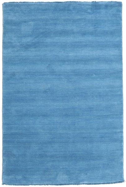 Handloom Fringes - Világoskék Szőnyeg 120X180 Modern Világoskék/Kék (Gyapjú, India)