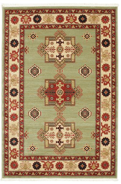 Marivan Kazak Szőnyeg 160X230 Modern Sötétpiros/Világoszöld ( Törökország)