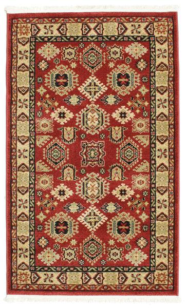 Shirvan Kazak Szőnyeg 100X160 Modern Sötétpiros/Bézs/Krém ( Törökország)