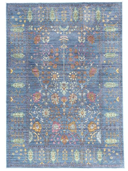 Celeste - Kék Szőnyeg 140X200 Modern Világoskék/Világosszürke ( Törökország)