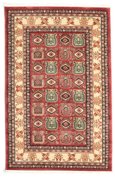 Kazak Simav Szőnyeg 120X180 Keleti Rozsdaszín/Sötétpiros ( Törökország)