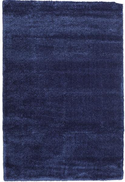 Shaggy Sadeh - Kék Szőnyeg 200X300 Modern Sötétkék/Sötétlila ( Törökország)