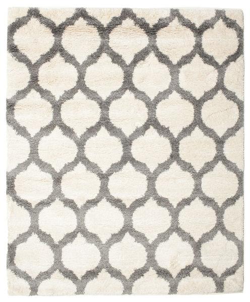 Berber Shaggy Illusia - Off White/Szürke Szőnyeg 200X250 Modern Bézs/Világosszürke ( Törökország)