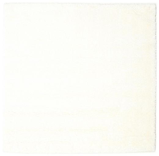 Shaggy Sadeh - White Szőnyeg 200X200 Modern Szögletes Bézs ( Törökország)