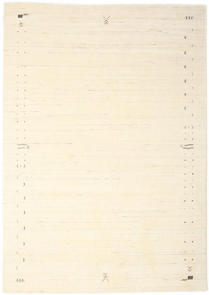 Gabbeh Loom Frame - Off White Szőnyeg 240X340 Modern Bézs/Bézs/Krém (Gyapjú, India)