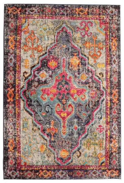 Nuray Szőnyeg 160X230 Modern Világosszürke/Fekete ( Törökország)