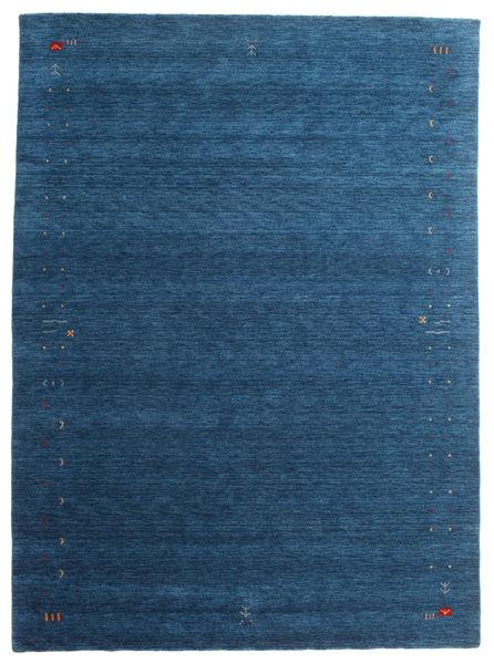 Gabbeh Loom Frame - Sötétkék Szőnyeg 240X340 Modern Sötétkék/Kék (Gyapjú, India)