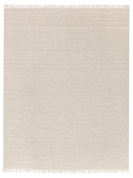 Melange - Sand Szőnyeg 250X300 Modern Kézi Szövésű Bézs/Világosszürke Nagy (Gyapjú, India)