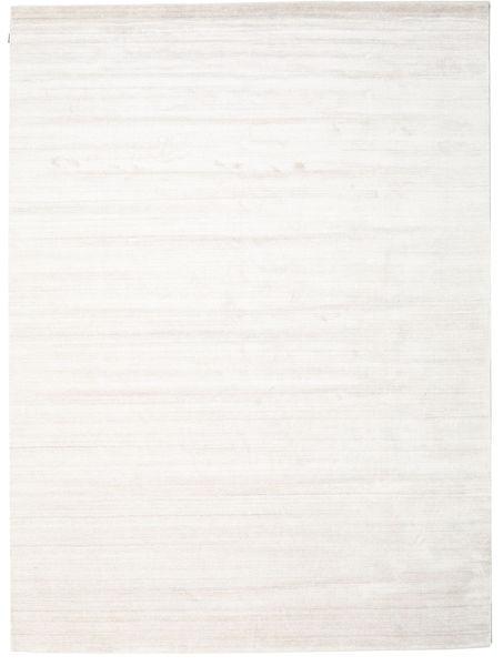 Bamboo Selyem Loom - Bézs Szőnyeg 300X400 Modern Bézs/Krém/Bézs Nagy ( India)