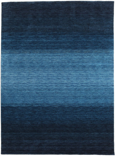 Gabbeh Rainbow - Kék Szőnyeg 210X290 Modern Sötétkék/Kék (Gyapjú, India)