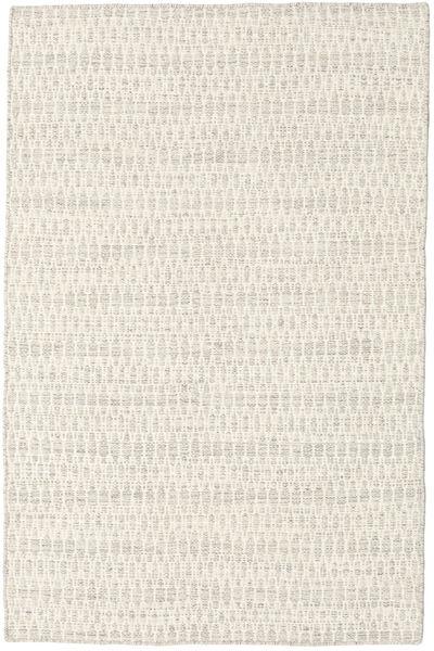 Kilim Long Stitch - Bézs Szőnyeg 120X180 Modern Kézi Szövésű Bézs/Sötét Bézs (Gyapjú, India)