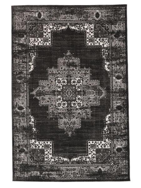 Vintage Vega - Anthracite/Szürke Szőnyeg 160X230 Modern Fekete/Sötétszürke ( Törökország)