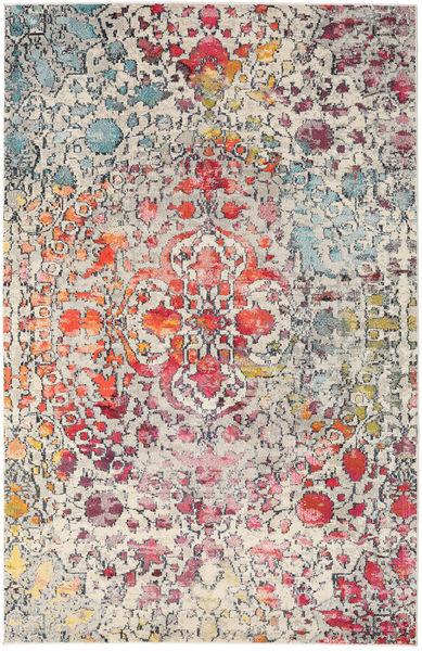 Kaleidoscope - Multi Szőnyeg 200X300 Modern Világosszürke/Sötétbarna ( Törökország)