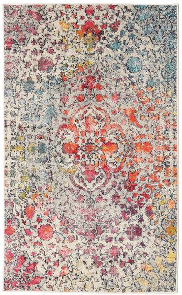 Kaleidoscope - Multi Szőnyeg 100X160 Modern Világosszürke/Világos Rózsaszín ( Törökország)