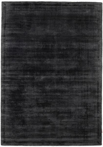 Tribeca - Charcoal Szőnyeg 140X200 Modern Fekete/Sötétszürke ( India)