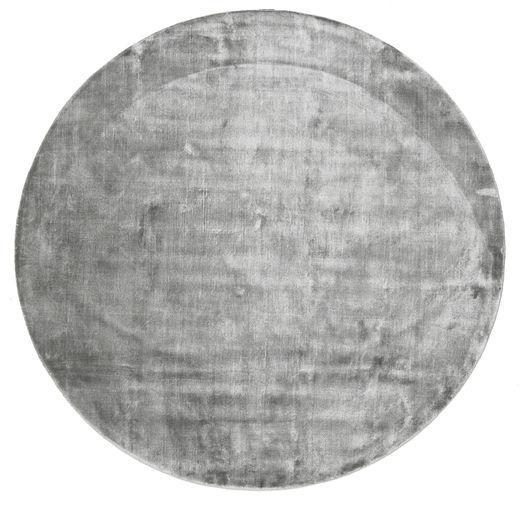 Broadway - Misty Grey Szőnyeg Ø 300 Modern Kerek Világosszürke/Sötétszürke Nagy ( India)