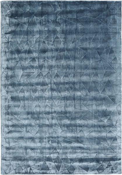 Crystal - Steel Blue Szőnyeg 160X230 Modern Sötétkék/Kék/Világoskék ( India)