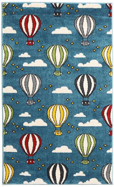 Balloons Szőnyeg 100X160 Modern Sötétkék/Kék ( Törökország)