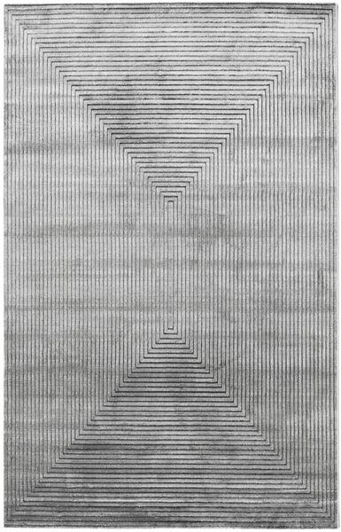 Illusion - Szürke Szőnyeg 200X300 Modern Világosszürke/Sötétszürke ( Törökország)