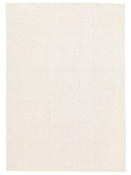 Kilim Loom - Off White Szőnyeg 250X350 Modern Kézi Szövésű Bézs/Bézs/Krém Nagy (Gyapjú, India)