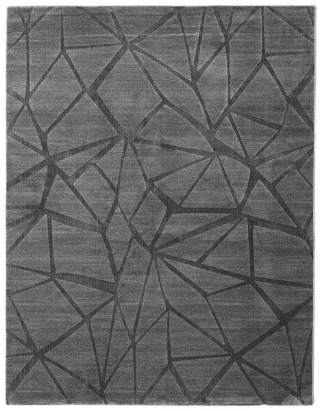 Patio - Szürke Szőnyeg 200X250 Modern Sötétszürke/Sötétbarna ( Törökország)