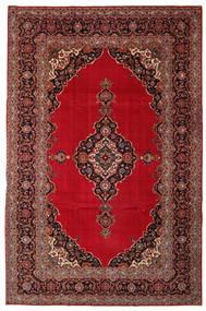 Kashan Patina Szőnyeg 240X374 Keleti Csomózású Sötétpiros/Sötétbarna (Gyapjú, Perzsia/Irán)