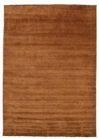 Handloom Fringes - Barna Szőnyeg 250X350 Modern Barna Nagy (Gyapjú, India)