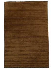 Handloom Fringes - Barna Szőnyeg 200X300 Modern Barna (Gyapjú, India)