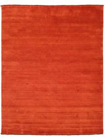Handloom Fringes - Rozsdaszín/Piros Szőnyeg 200X250 Modern Rozsdaszín/Narancssárga (Gyapjú, India)