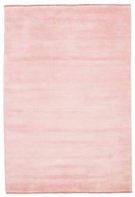 Handloom Fringes - Rózsaszín Szőnyeg 160X230 Modern Világos Rózsaszín (Gyapjú, India)
