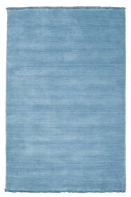 Handloom Fringes - Világoskék Szőnyeg 100X160 Modern Világoskék (Gyapjú, India)
