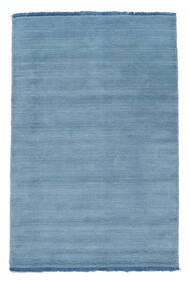 Handloom Fringes - Világoskék Szőnyeg 80X120 Modern Világoskék/Kék (Gyapjú, India)