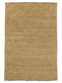 Handloom Fringes - Bézs Szőnyeg 200X300 Modern Sötét Bézs/Bézs (Gyapjú, India)