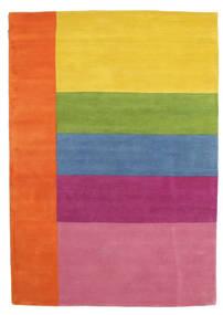 Colors By Meja Handtufted Szőnyeg 160X230 Modern Narancssárga/Világos Rózsaszín (Gyapjú, India)