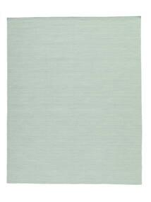 Kilim Loom - Mint Zöld Szőnyeg 200X250 Modern Kézi Szövésű Pasztellzöld/Türkiz Kék (Gyapjú, India)