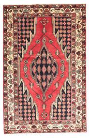 Saveh Szőnyeg 130X200 Keleti Csomózású Sötétbarna/Sötétpiros (Gyapjú, Perzsia/Irán)