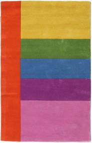 Colors By Meja Handtufted Szőnyeg 100X160 Modern Rózsaszín/Rozsdaszín (Gyapjú, India)