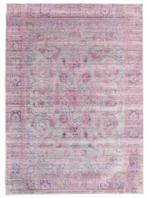 Maharani - Szürke/Rózsaszín Szőnyeg 160X230 Modern Világos Rózsaszín/Világoslila ( Törökország)