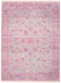 Maharani - Szürke/Rózsaszín Szőnyeg 250X350 Modern Világos Rózsaszín/Bézs Nagy ( Törökország)