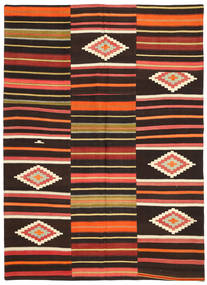 Kilim Patchwork Szőnyeg 175X241 Modern Kézi Szövésű (Gyapjú, Törökország)