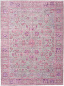 Maharani - Szürke/Rózsaszín Szőnyeg 200X300 Modern Világos Rózsaszín/Világosszürke ( Törökország)