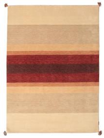 Loribaf Loom Szőnyeg 172X242 Modern Csomózású Sötét Bézs/Világosbarna/Sötétpiros (Gyapjú, India)