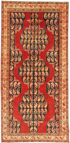 Azari Patina Szőnyeg 134X286 Keleti Csomózású (Gyapjú, Perzsia/Irán)