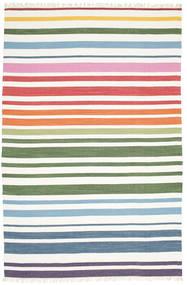 Rainbow Stripe - White Szőnyeg 250X300 Modern Kézi Szövésű Bézs/Krém Nagy (Pamut, India)