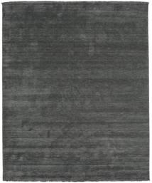 Handloom Fringes - Sötétszürke Szőnyeg 250X300 Modern Sötétzöld/Sötétzöld Nagy (Gyapjú, India)