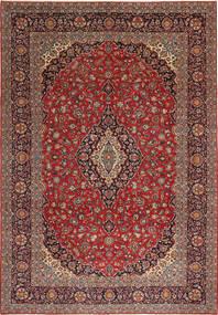 Kashan Patina Szőnyeg 275X405 Keleti Csomózású Nagy (Gyapjú, Perzsia/Irán)