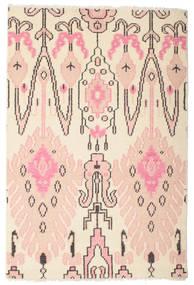 Taylor Szőnyeg 120X180 Modern Csomózású Bézs/Világos Rózsaszín (Gyapjú, India)