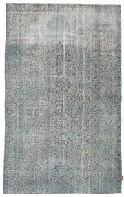 Colored Vintage Szőnyeg 167X270 Modern Csomózású Sötétzöld/Világoszöld (Gyapjú, Törökország)
